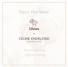 Invitasjon til presse event - Lansering Celine Engelstad og Lillelam