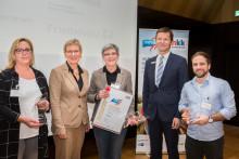 Gesunde Unternehmen 2016 – Challenge Bremen und umzu – Sieger geehrt