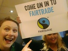 Show your support for Fairtrade Fortnight