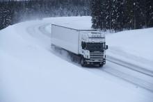 Säker dragkraft för lastbilar på is och snö: Continental HSW 2 SCANDINAVIA och HDW 2 SCANDINAVIA