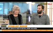 Just nu: Aftonbladet TV livesänder Kerstin – om ålder och internet