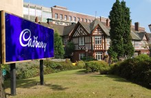 Celebrating two years of investment in Bournville, the home of Cadbury