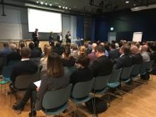 Blogg: Fullsatt seminarium om elnätets roll i framtidens smarta energisystem