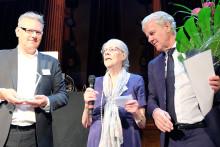 Bemanningsföretagens årsmöte och gala: Ulla Murman Upplysningspristagare – tre nya i styrelsen