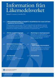 Information från Läkemedelsverket # 6 2011