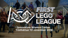 First Lego League 2018: Tema Rymden