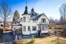 Sekelskiftesvilla under miljonen hetast i Sverige
