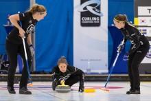 Curling: Dubbla svenska segrar på Europatouren