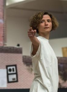 SUNDAY CIRCLES #2  Ellen Söderhult och Malin Elgán på Köttinspektionen Dans