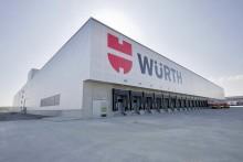 Würth Group stänger första halvåret 2018 med en försäljning på 6,8 miljarder Euro
