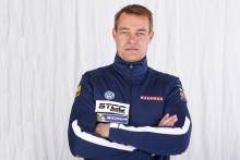 Fredrik Ekblom fortsätter i Volkswagen