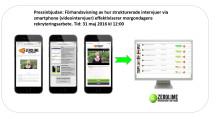 Pressinbjudan: Förhandsvisning av hur strukturerade intervjuer via smartphone (videointervjuer) effektiviserar morgondagens rekryteringsarbete