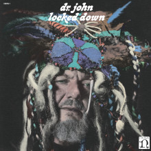 Dr. John's Locked Down släpps den 4 april, i samarbete med The Black Key's Dan Auerbach.