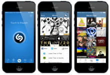 Shazam's Latest Update for iPhone, iPad and iPod touch Gives Users the Great New iOS 7 Look and Feel