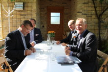 Borås Energi och Miljö skriver kontrakt med Valmet AB