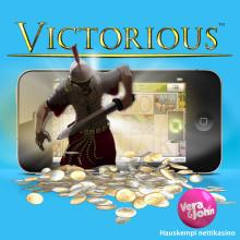 Vera&John pelaaja voittaa yli €73,000 Victorious Touch kolikkopelistä