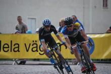 Full fart på Alexander Wetterhall