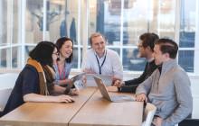 Microsoft lanserer program for norske oppstartsbedrifter