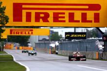 Pirellis mjuka och supermjuka däck till Kanadas Grand Prix