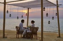 Rosarote Brille trifft auf weißen Sandstrand: Accor präsentiert seine drei romantischsten Rückzugsorte auf den Malediven
