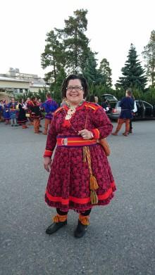 En kväll om samisk dräkthistoria på Kvinnohistoriskt museum