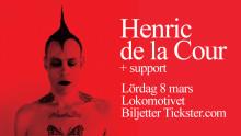 Henric de la Cour till Lokomotivet