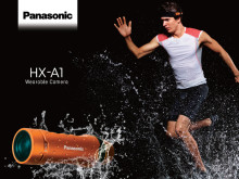 Panasonic's New Wearable Camera Lets You Share the Adventure as You Experienced It
