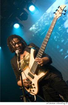 Manou Gallo & Women Band: World Mix 2011