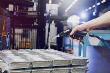 Världspremiär för Pro One från Silvent – blåspistolen som ska göra produktionsarbetet säkert