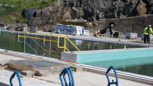 Mapei levererar till renoveringen av Vanadisbadet