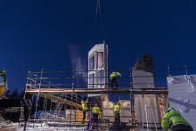 Nu byggs Off grid-hus av A-hus i Skellefteå