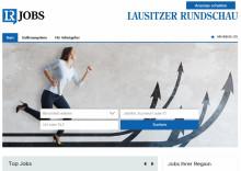 Jobs aus der Lausitz: neu zu finden unter lr-jobs.de