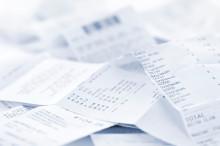 Sex av tio småföretagare vill skrota papperskvittot