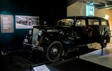 Vi öppnar motorhuven på Svarta Maja – Polismuseets världsunika Packard