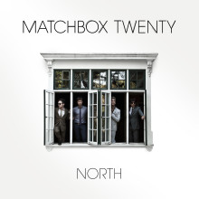 "MATCHBOX TWENTY'S ""NORTH"" # 1 PÅ BILLBOARD 200"