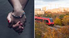 MTR Express och Ung Cancer utökar sitt samarbete med ett Fuck Cancer-tåg