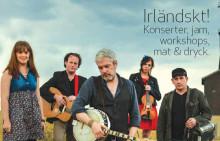 Irländskt intar UKK - konserter, sessions, feststämning och spelglädje!