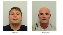Men jailed for attempting to smuggle Class A drugs via department store