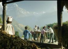 """Lindesbergs Filmstudio fortsätter vårterminen med """"White Sun"""""""