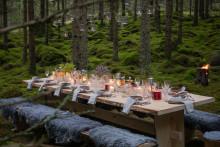 Sverige omdannes til verdens største gourmetrestaurant
