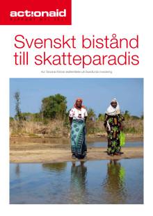 Svenskt bistånd till skatteparadis