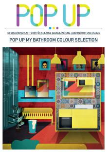 Trendbuch Pop up my Bathroom Colour Selection