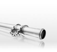 BLÜCHER på Nordbygg - högkvalitativa avvattningslösningar i rostfritt stål