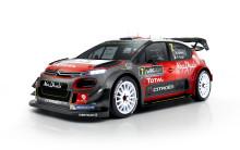 CITROËN ÅTER I RALLY MED NYA C3 WRC