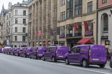 Renault levererar en flotta av elbilar till fastighetsbolaget Fabege