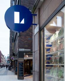 Lagerhaus satsar med nytt butikskoncept