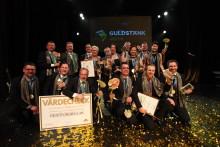 Vinnarna har korats - Näringslivsgalan Guldstänk