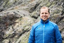 Friluftsfrämjandets nya kommunikationschef vill riva barriärer till friluftslivet