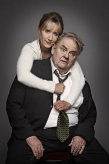 Ole Thestrup fejrer sit 40-års skuespillerjubilæum i Folketeatrets Min far