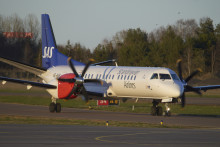 Ökat flygresande till och från Kalmar